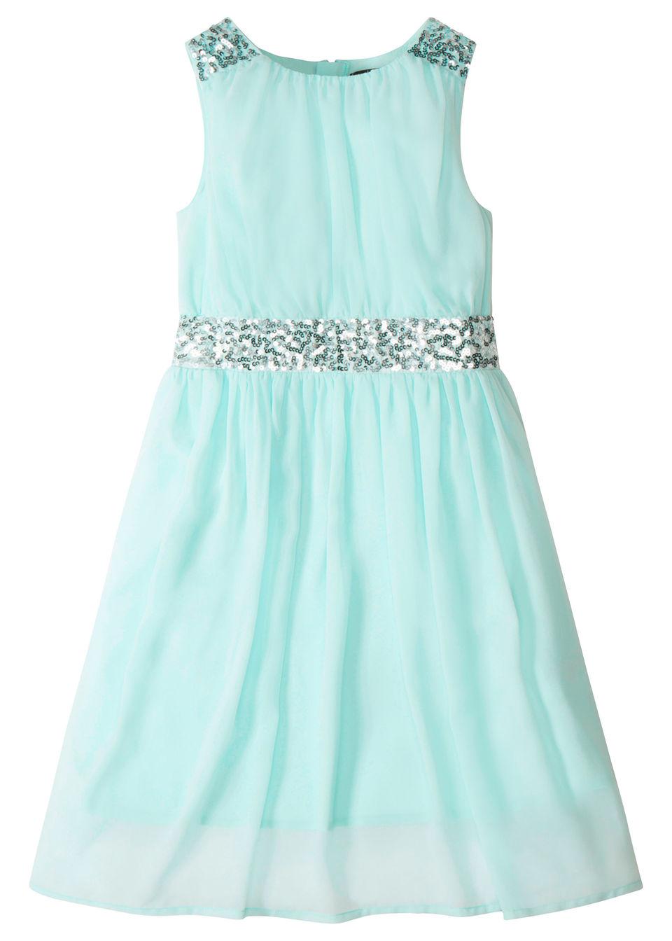 Праздничное платье с пайетками от bonprix