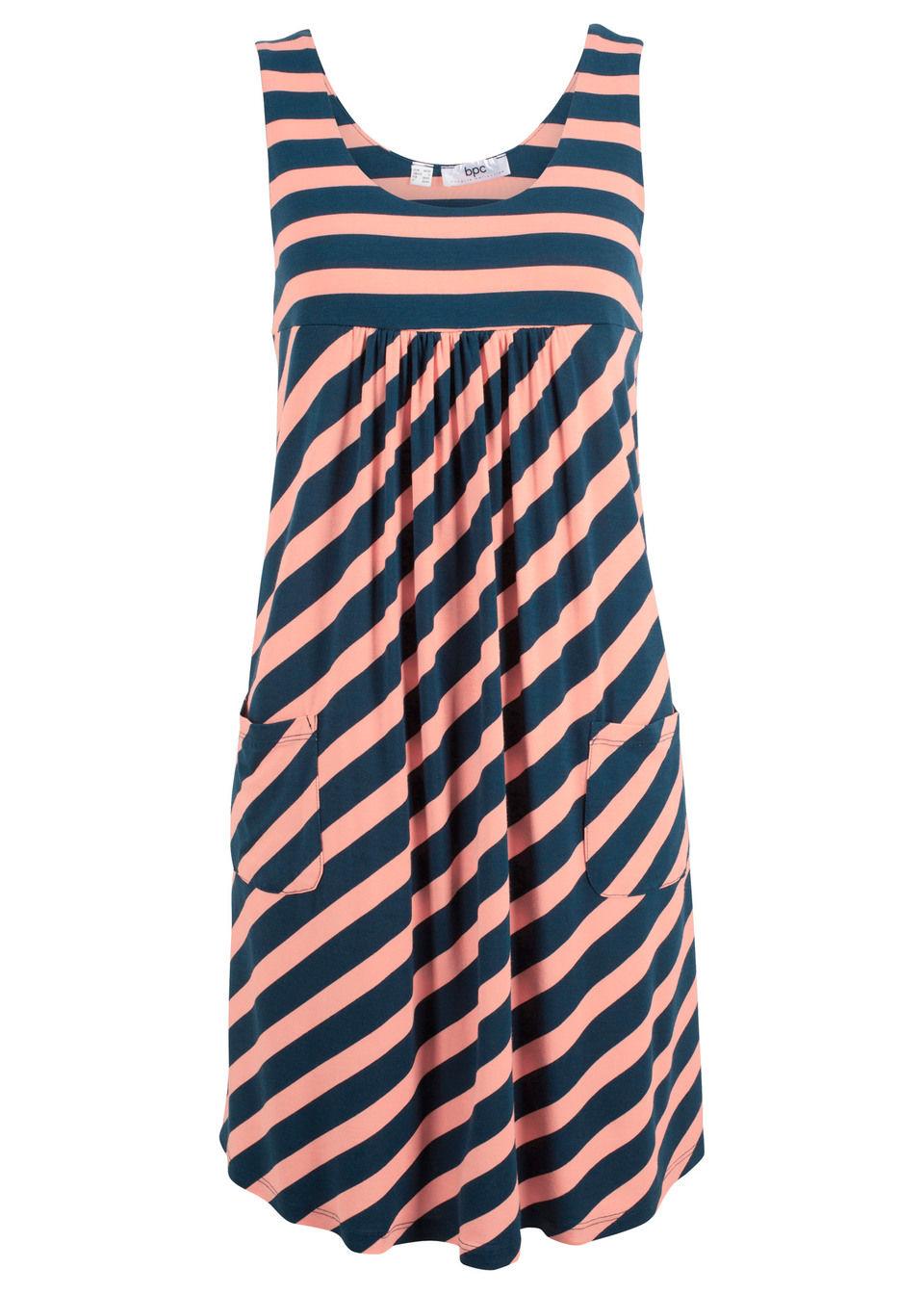 Rochie dungată cu stretch bonprix de la bpc bonprix collection