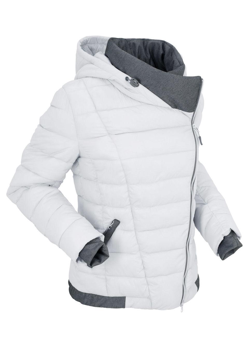 Стеганая куртка для активного отдыха