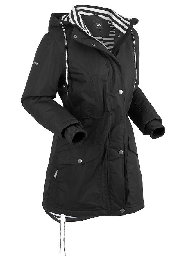 Funkciós softshell kabát fekete • 17999.0 Ft • bonprix