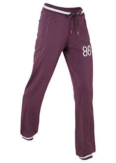 Pantaloni sport strech-bpc bonprix collection