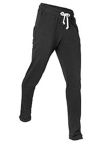 Pantaloni sport nivel 1 negru melanj bpc bonprix collection 0