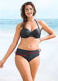 Figi bikini shape Level 1 czarny bpc selection 1