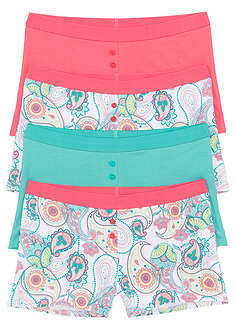 Boxer feminin (4buc/pac) bpc bonprix collection 46