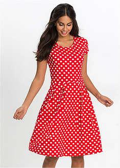 Letné šaty z džerseju BODYFLIRT 16 e2a3c120683