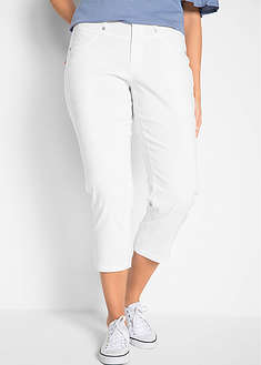 Pantaloni stretch 7/8-bpc bonprix collection