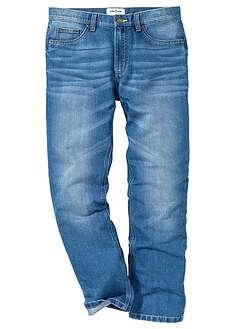 Dżinsy Regular Fit Straight niebieski