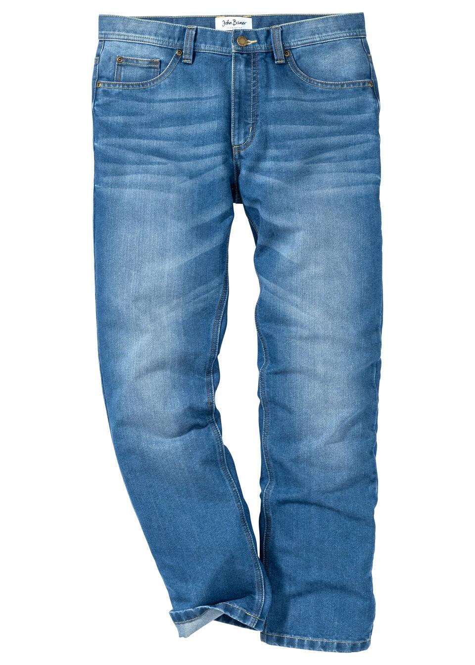 Jeanși Regular Fit Straight bonprix