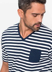 Rövidnadrágos pizsama • sötétkék fehér csíkos • bonprix áruház. Ezt a  terméket 5 alkalommal nézték meg az elmúlt 24 órában bd74c81402