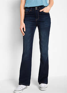 "Jeans push-up ""bootcut"" bpc bonprix collection 34"