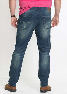 Blugi Slim Fit stretch, straight John Baner JEANSWEAR 6