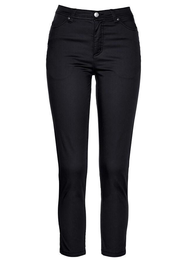 611b9fa4d40f Komfortné strečové nohavice čierna So • 29.99 € • bonprix