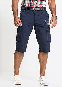 Bermude lungi, Regular Fit bleumarin bpc bonprix collection 1