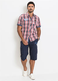 Bermude lungi, Regular Fit bleumarin bpc bonprix collection 3