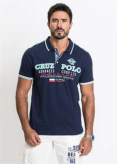 Tricou polo cu print bpc selection 34