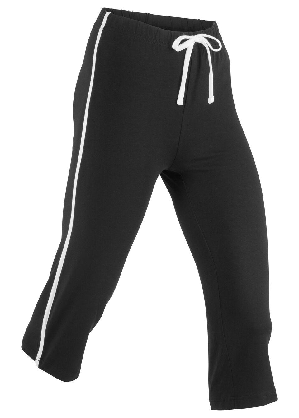 Спортивные брюки-капри 3/4 от bonprix