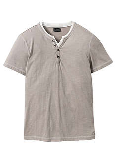 T-shirt henley w optyce 2 w 1-bpc selection
