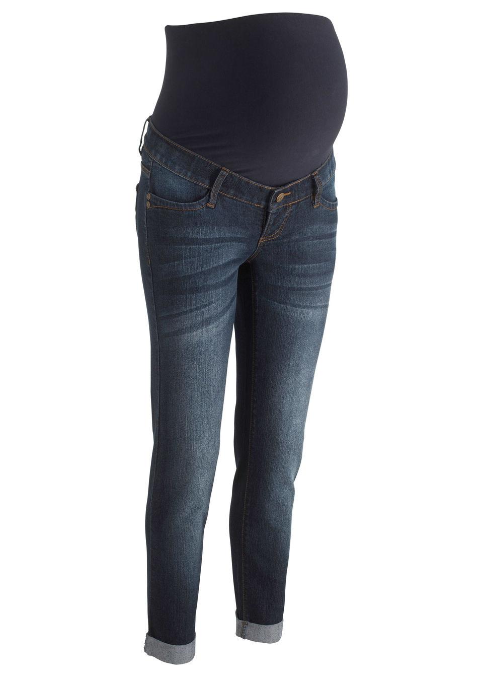 Jeans gravide, lungime 7/8 bonprix