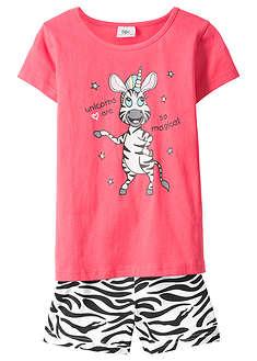 Rövidnadrágos pizsama (2-részes szett)-bpc bonprix collection 61b4b44ee2
