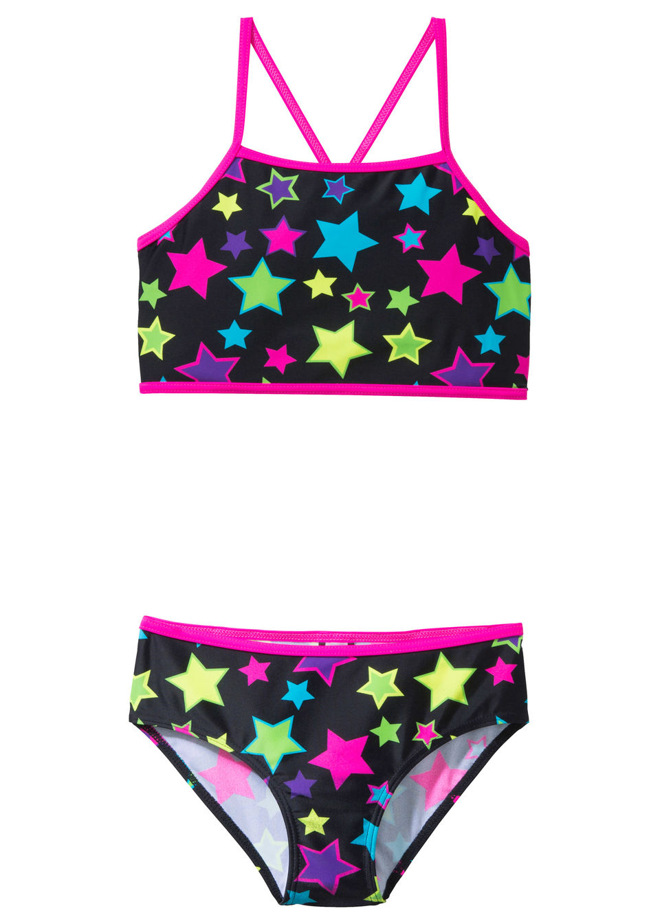 Costum de baie fetiţe (2piese/set) bonprix de la bpc bonprix collection