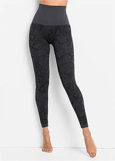 Legginsy bezszwowe shape Level 3-bpc bonprix collection