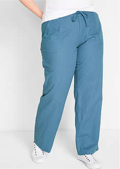 Pantaloni largi cu in-bpc bonprix collection