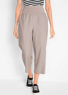 Pantalon 7/8 in, loose fit bpc bonprix collection 32