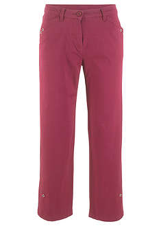 Pantaloni 7/8 cu stretch bpc bonprix collection 1