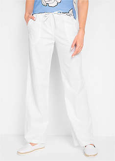 Pantaloni largi cu in bpc bonprix collection 55