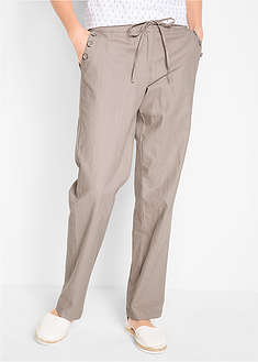 Pantaloni cu in bpc bonprix collection 47