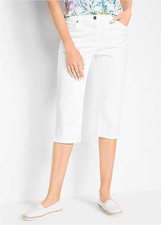 Pantaloni capri stretch-bpc bonprix collection