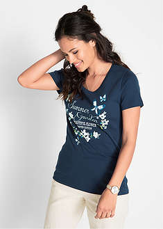 Tricou din bumbac bpc bonprix collection 24