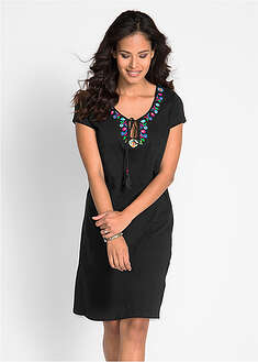 Rochie din jerse bpc bonprix collection 14
