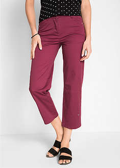 Pantaloni 7/8 cu stretch bpc bonprix collection 8