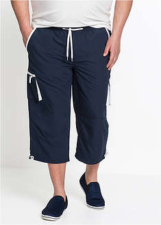 Pantaloni 3/4 din microfibre-bpc bonprix collection