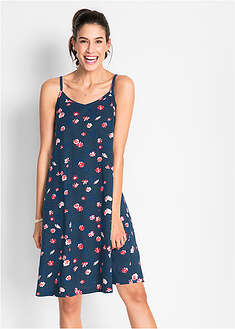 Rochie jerse print floral-bpc bonprix collection