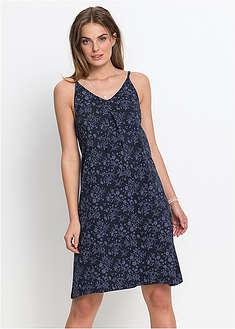 4577a9193505 Letné šaty z džerseju jahodová biela bodkovaná • 16.99 € • bonprix