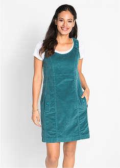 Kordové šaty-bpc bonprix collection