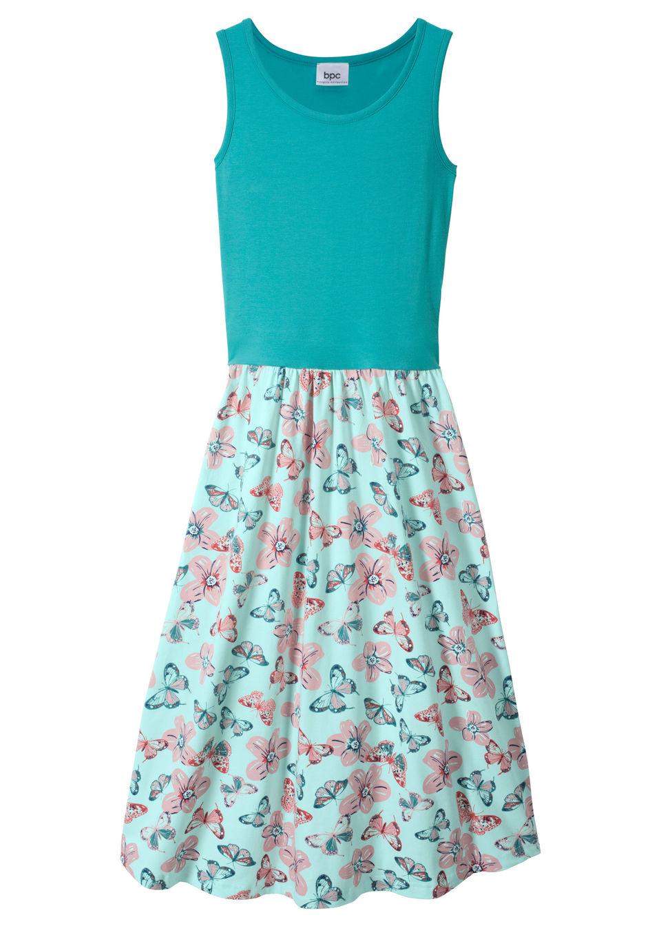 Платье летнее для девочек от bonprix