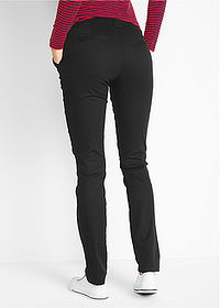 Pantaloni chino stretch negru bpc bonprix collection 2