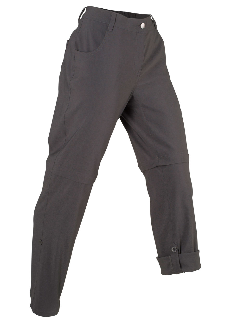 Pantaloni outdoor, croi lung bonprix
