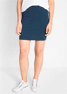 Strečová úpletová sukňa (2ks v balení)-bpc bonprix collection d1aba44d53