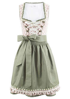 Dirndl cu şorţ bpc bonprix collection 44