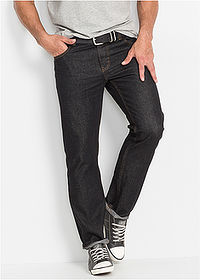 Dżinsy Regular Fit Straight czarny John Baner JEANSWEAR 2