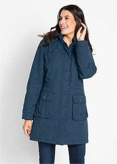 Parka bunda, vatovaná, z bavlny bpc bonprix collection 9