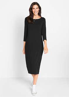 Трикотажное платье с рукавом 3 4 bpc bonprix collection 599 грн . f984e9801dd79