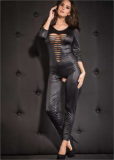 Overal catsuit ouvert  53
