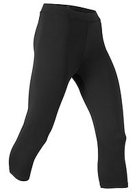 3/4-es sport capri legging 1.szint fekete bpc bonprix collection 0