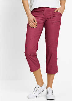 Pantaloni cargo 3/4-bpc bonprix collection