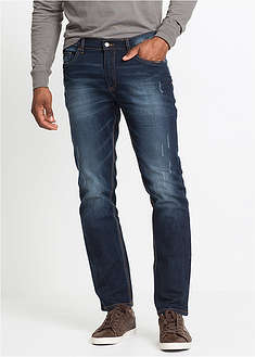 Blugi stretch Slim Fit, Straight John Baner JEANSWEAR 28